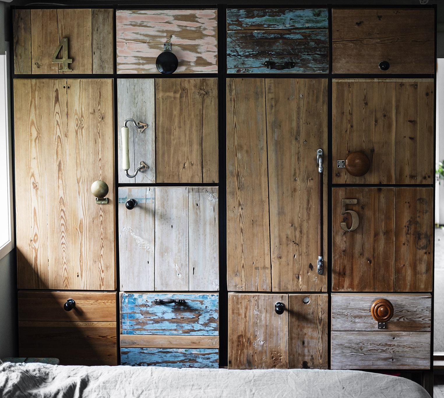 Bedroom Cupboard #001