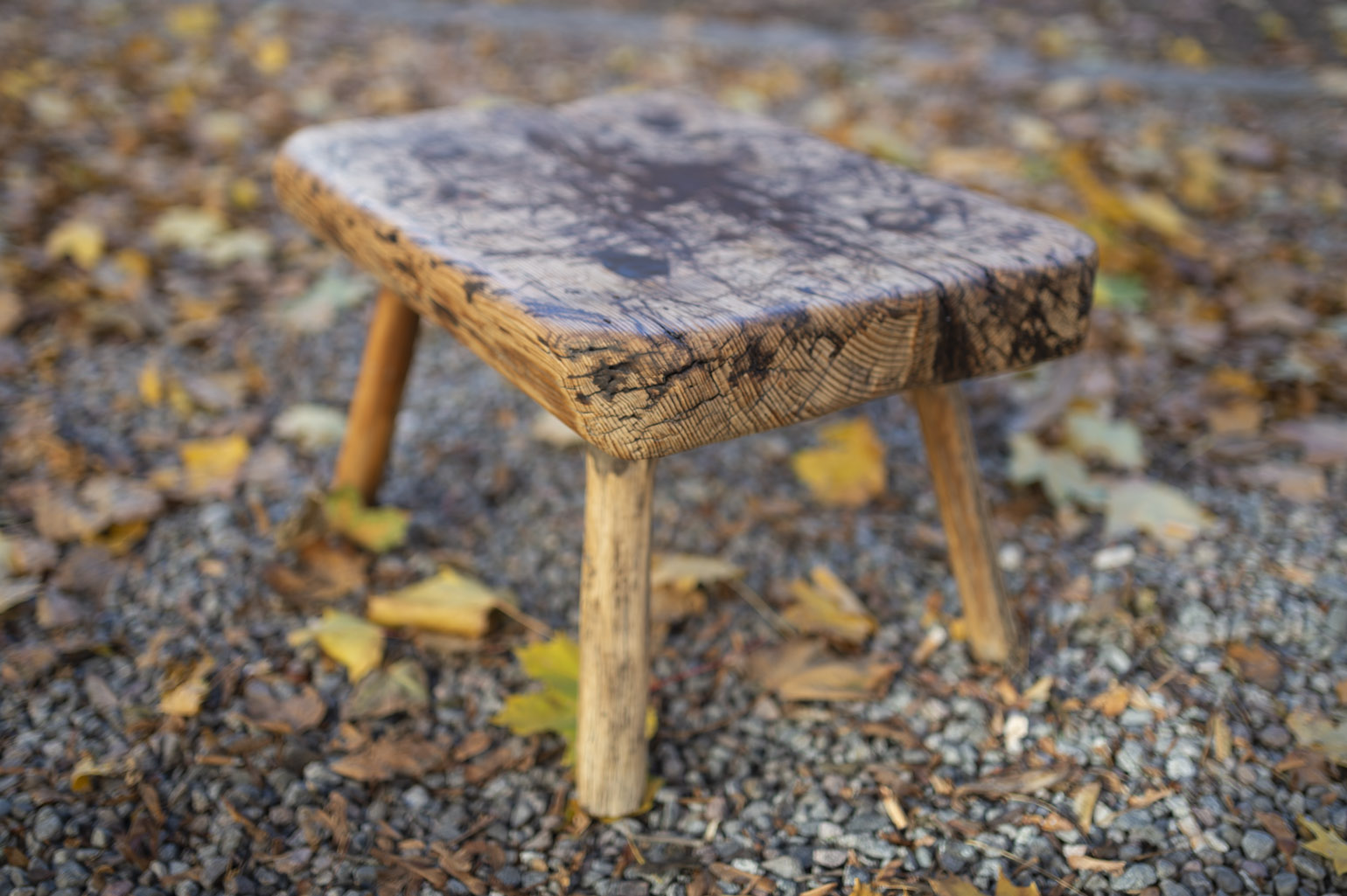 Low stool or mini table #015