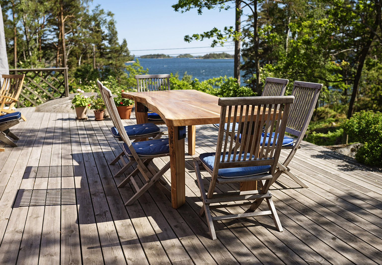 Summer house tables #22